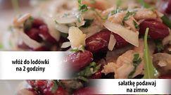 Portugalska sałatka z tuńczykiem. Na lunch lub dodatek do obiadu