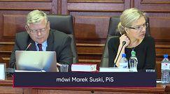 Komisja ds. Amber Gold. Burzliwe przesłuchanie Marcina P.