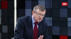 Stanowcza reakcja Cymańskiego na pytanie dziennikarza. Zaczęło się od Pawłowicz