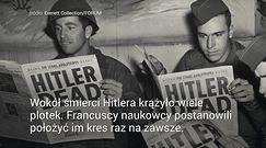 Prawda o śmierci Hitlera ujawniona dzięki zębom