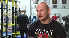 Rozweselony Mariusz Pudzianowski przerwał wywiad z Arturem Szpilką [Sektor Gości]