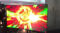CES: telewizory Samsung QLED