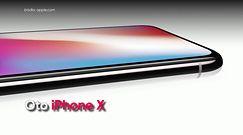 Tak wygląda iPhone X