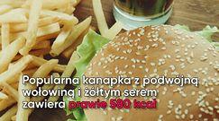 Kanapki z fast foodów. Dlaczego powinniśmy ich unikać?