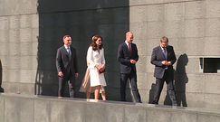 Kate i William oddają hołd powstańcom