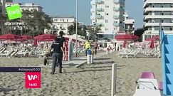 Gwałt na plaży. Riminini nie jest spokojnym kurortem