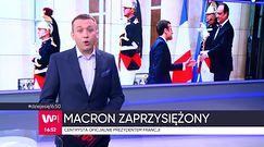 Zaprzysiężenie Emmanuela Macrona