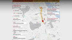 Obchody 10 kwietnia. Mapa wydarzeń w Warszawie