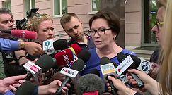 Ewa Kopacz przesłuchana ws. Smoleńska