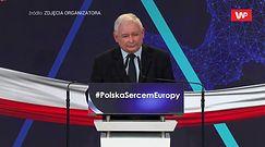"""Jarosław Kaczyński: Platforma chce euro, my mówimy """"nie"""""""