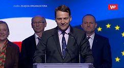 Wyborca zadał trudne pytanie Radosławowi Sikorskiemu. Były szef MSZ prosi pana Przemka o głos