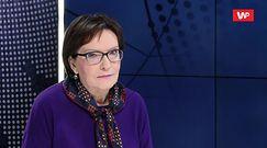 Ewa Kopacz przyparta do muru ws. propozycji PiS. Jest deklaracja