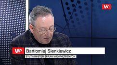 """Bartłomiej Sienkiewicz o aferze KNF. """"Mam jedną obawę"""""""