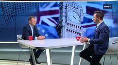 """Brexit i co dalej? Ekspert: """"Rozwodnicy doszli do porozumienia, będzie okres przejściowy"""""""