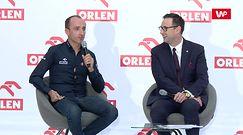 """Robert Kubica otwarty na starty poza F1. """"Chodzi też o rozwój. Chcę się ścigać"""""""