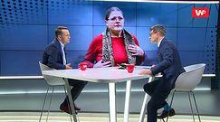 Wraca sprawa sałatki Krystyny Pawłowicz. Radosław Sikorski żałuje, że nie wykluczył posłanki z obrad