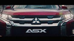 Mitsubishi ASX po liftingu. Tak prezentuje się hit Japończyków