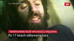 """""""Amerykański talib"""" wychodzi na wolność. Chce zamieszkać w Europie"""