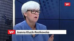"""Wybory do PE. Kluzik-Rostkowska o Zalewskiej. """"Specyficzna kandydatka"""""""