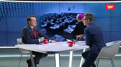 Dominik Tarczyński o filmie Tomasza Sekielskiego o pedofilii. Jednoznacznie