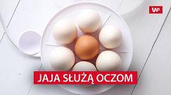 Jajka a wzrok