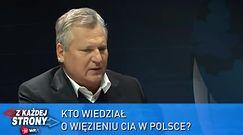 Aleksander Kwaśniewski o CIA [Z każdej strony]