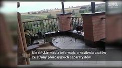 Separatyści wznowili ataki w Donbasie