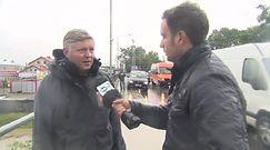 Ogłoszono alarm powodziowy w Jaśle
