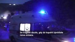 Tragiczny wybuch w kopalni w Turcji