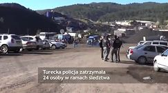 Katastrofa w kopalni w Somie. Turecka policja zatrzymała 24 osoby
