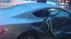 15-letni piłkarz rozbił Astona Martina