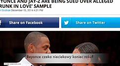 Wokalistka oskarża Beyonce o plagiat