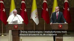 Apel papieża Franciszka w Turcji