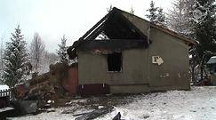 Matka czworga dzieci zginęła w pożarze
