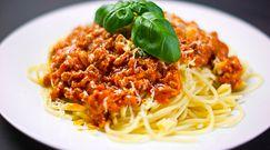 Korzyści z jedzenia spaghetti