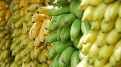 Właściwości bananów zależą od koloru skórki