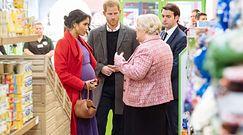 Ciążowy brzuszek Meghan Markle. Księżna spodziewa się dziewczynki?