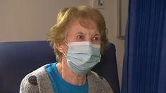 90-letnia Brytyjka zaszczepiona na koronawirusa. Pierwsza reakcja