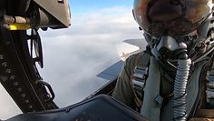 Myśliwiec F-15C Eagle w akcji. Zobacz pokaz sił armii USA
