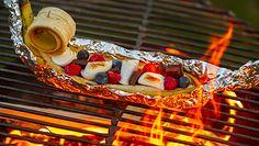 Wegetariańskie dania z grilla. 5 pomysłów na wege zamienniki dla mięsa