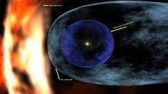 Niezwykła mapa granicy Układu Słonecznego. Czegoś takiego jeszcze nie było