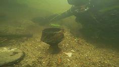 Skarb z dna rzeki. Niezwykłe odkrycie w Gwdzie