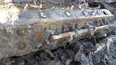 Znaleźli szczątki samolotu z czasów II wojny światowej
