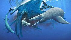 Przerażająca jaszczurka morska. Odkryli nowy gatunek wymarłej bestii