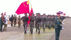Ćwiczenia ''Kaukaz 2020''. Rosja i Chiny sprawdzają gotowość bojową