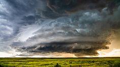 Najniebezpieczniejszy rodzaj burzy. Dziś przeszła nad Warszawą