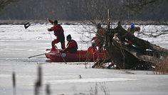 Jan Lityński nie żyje. Policja ujawnia szczegóły akcji na rzece Narew