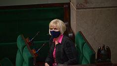 Lidia Staroń na RPO. Senator PiS Jan Maria Jackowski składa deklarację