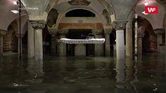 Największa powódź od 50 lat. Zdjęcia lotnicze pokazują prawdziwą skalę