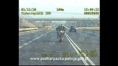 Uciekał przed policją przekraczając prędkość o ponad 100 km/h. Grozi mu 5 lat więzienia